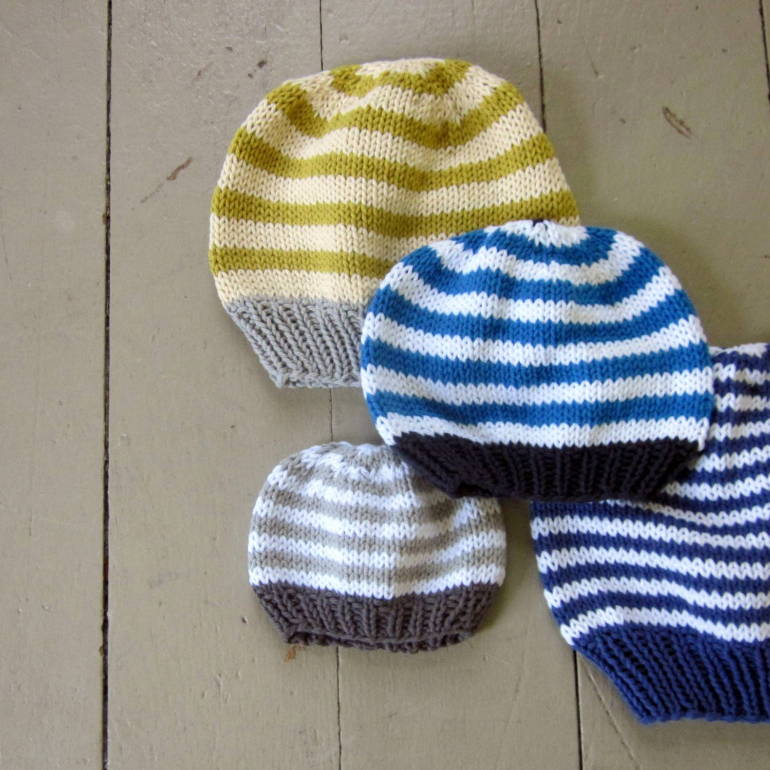 Best Of Baby Hat Knitting Pattern Basic Beanie Pdf by Sweetbabydolly Knitted Hats for toddlers Of Attractive 49 Images Knitted Hats for toddlers