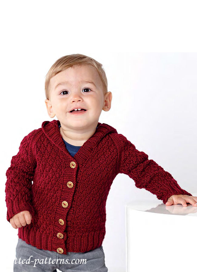 4664 baby hoo knitting pattern