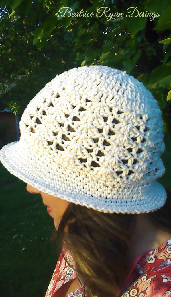 Best Of Beatrice Ryan Designs the Love Of Crochet Crochet Summer Hat Pattern Of Incredible 46 Photos Crochet Summer Hat Pattern