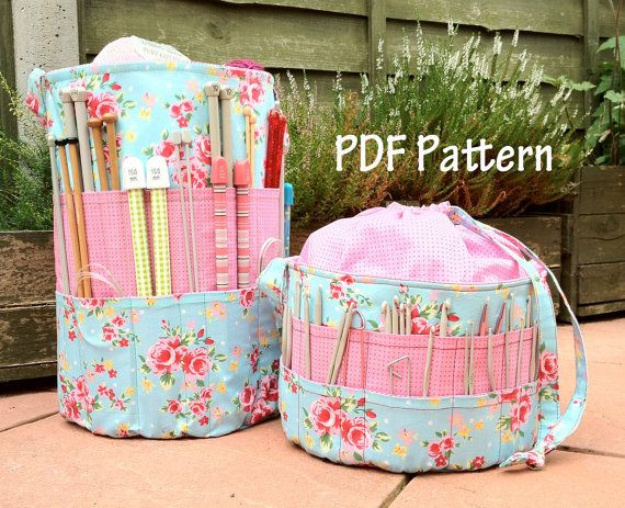Best Of Best 25 Knitting Bags Ideas On Pinterest Project Bag Pattern Of Incredible 47 Models Project Bag Pattern