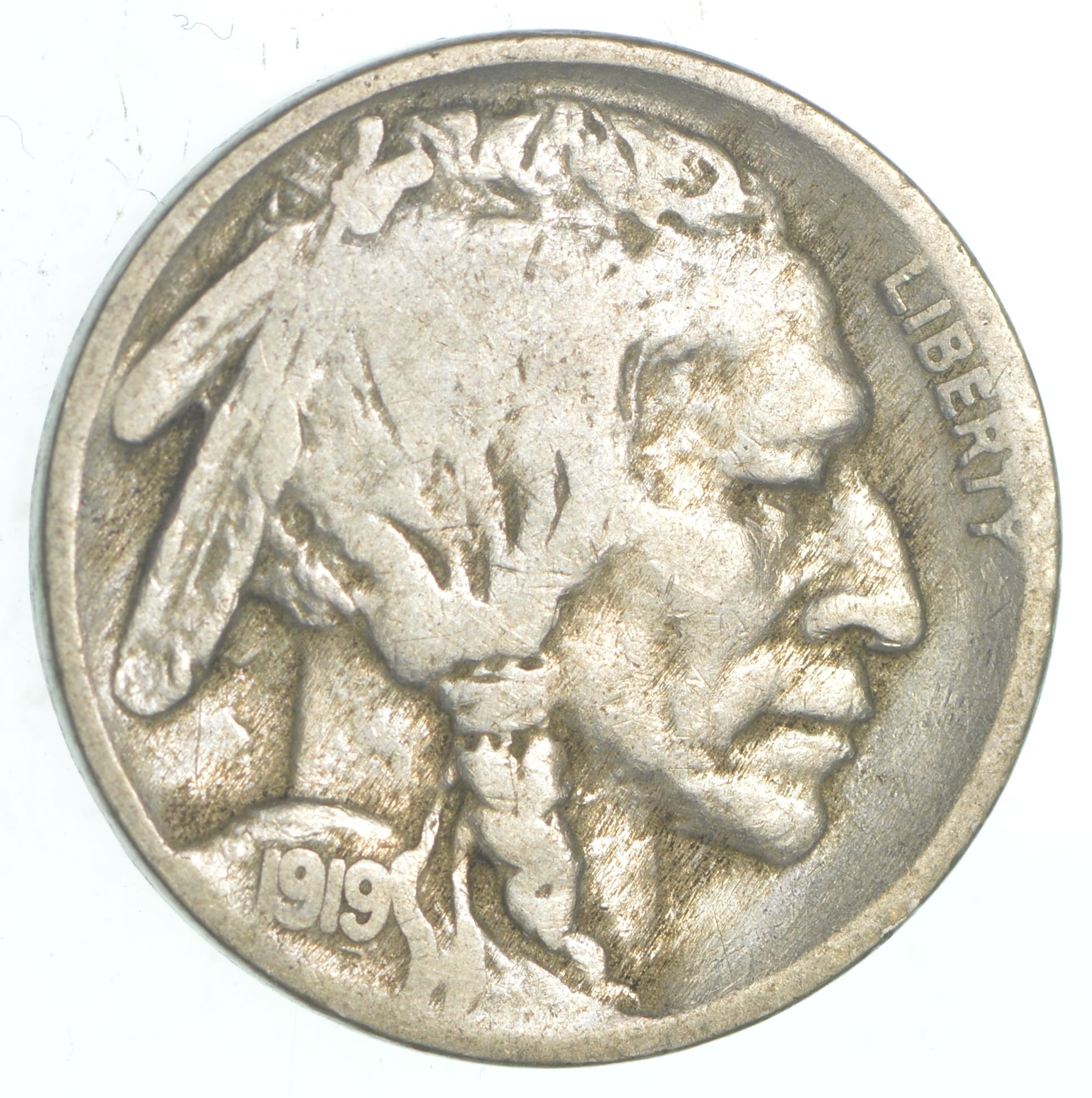 Best Of Better 1919 Buffalo Indian Head Us Nickel Us Buffalo Nickel Of Amazing 48 Ideas Us Buffalo Nickel