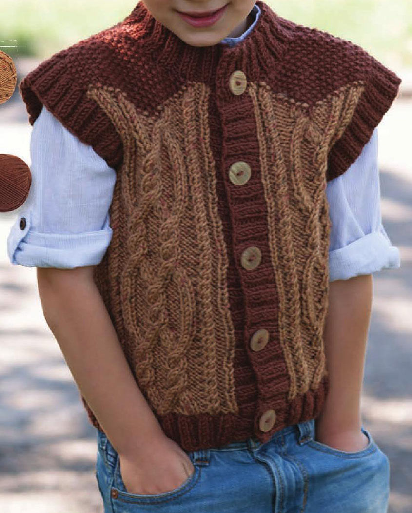 Best Of Boys Vest Knitting Pattern Women's Knitted Vest Patterns Of Amazing 48 Ideas Women's Knitted Vest Patterns