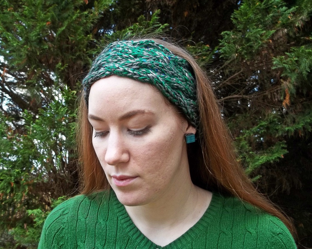 Braided Cable Headband