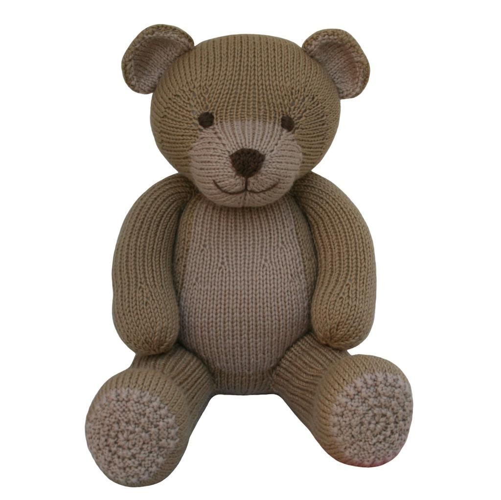 Bring the Cuddles 7 Knitted Animals to Love