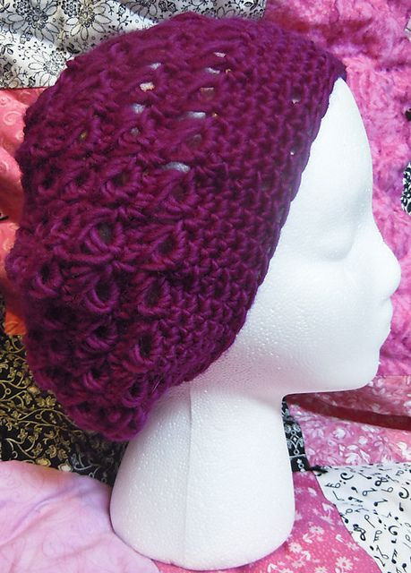 Best Of Broomstick Lace Slouch Hat Pattern by Diana Martin Broomstick Lace Crochet Of Wonderful 49 Ideas Broomstick Lace Crochet