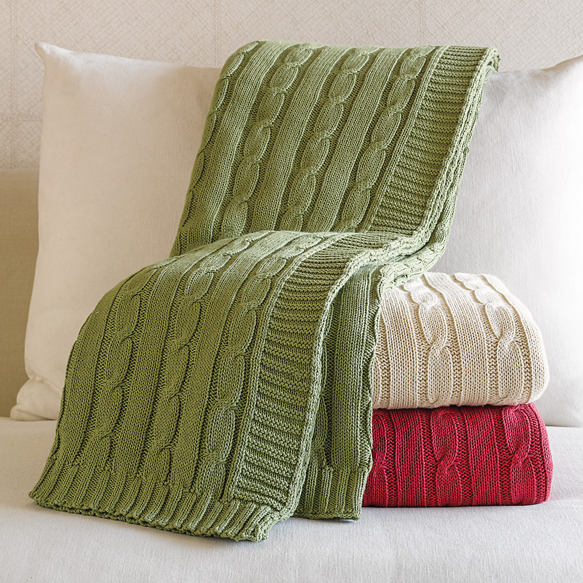 Best Of Cable Knit Cotton Throw Cotton Knit Blanket Of Innovative 42 Models Cotton Knit Blanket