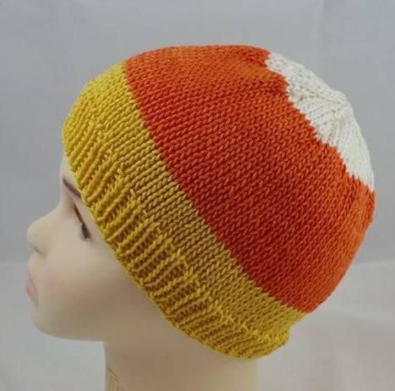 Best Of Candy Corn Beanie Candy Corn Baby Hat Candy by Hideyholehats Candy Corn Hat Of Incredible 42 Pictures Candy Corn Hat