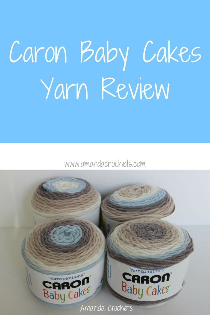Best Of Caron Baby Cakes Yarn Review Amanda Crochets Caron Cakes Yarn Colors Of Unique 41 Photos Caron Cakes Yarn Colors