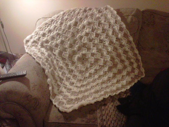 Best Of Catherine Wheel Stitch Throw Afghan Blanket H Folksy Catherine Wheel Stitch Crochet Of Contemporary 44 Photos Catherine Wheel Stitch Crochet