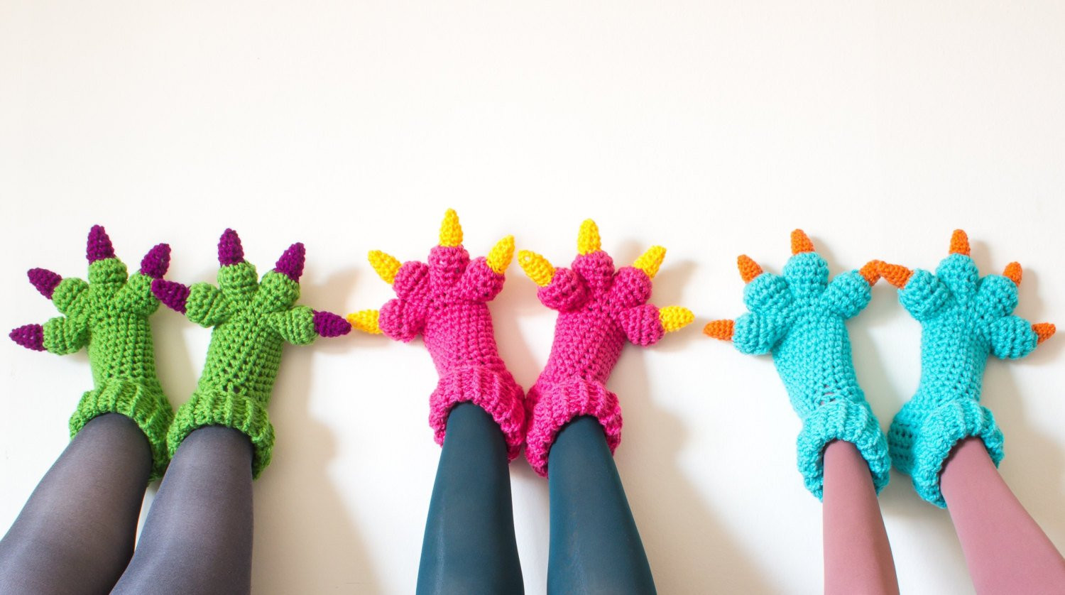 Best Of Chandeliers & Pendant Lights Crochet Monster Slippers Of Awesome Flamingo Slippers Crochet Monster Slippers Crochet Monster Slippers