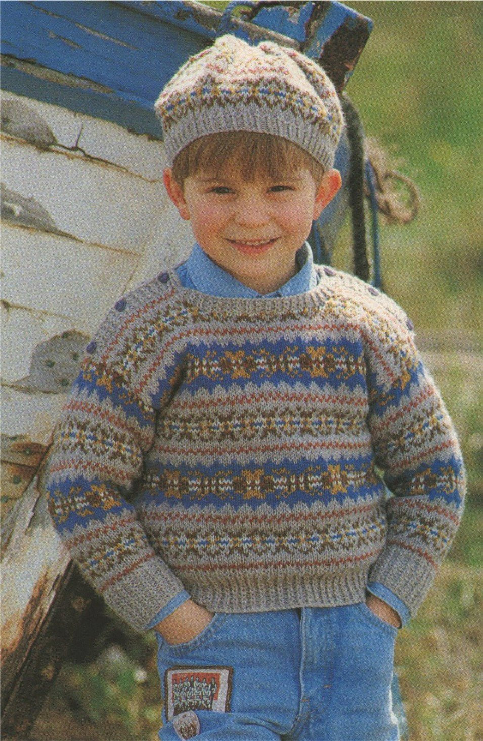 Best Of Childrens Fair isle Sweater and Beret Knitting Pattern Fair isle Sweater Pattern Of Amazing 44 Ideas Fair isle Sweater Pattern