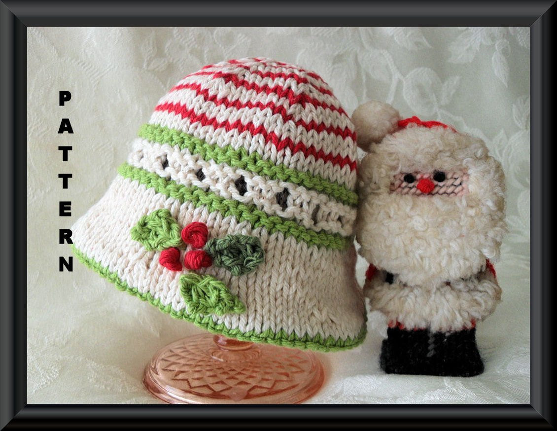 Best Of Christmas Baby Hat Baby Hat Pattern Knitted Hat Pattern Knitted Christmas Hats Of Adorable 50 Models Knitted Christmas Hats