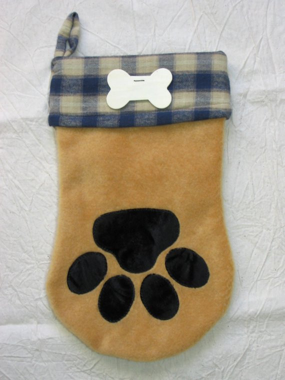 Best Of Christmas Dog Stocking Pattern Santa Paws 403 Dog Paw Stocking Of Charming 44 Ideas Dog Paw Stocking