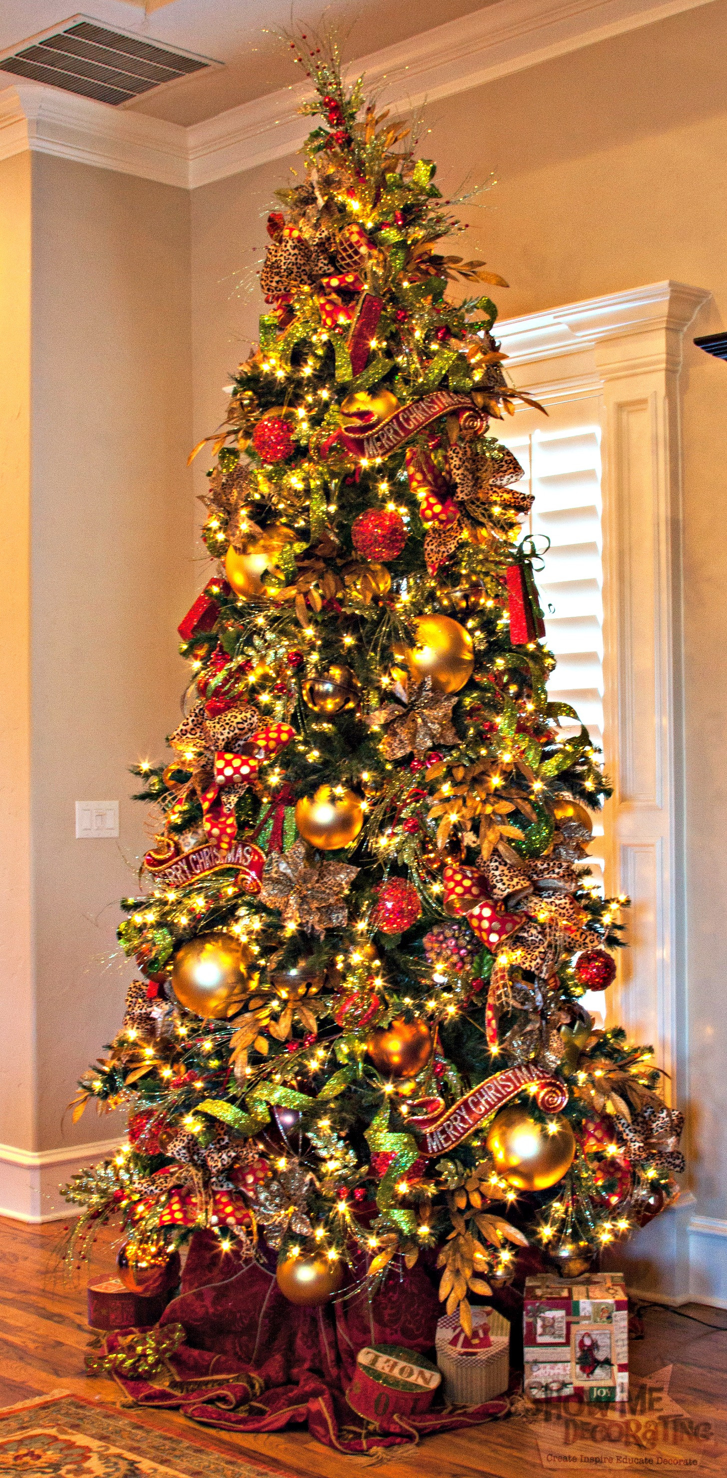 Best Of Christmas Tree theme Christmas Tree and Decorations Of Delightful 50 Pictures Christmas Tree and Decorations
