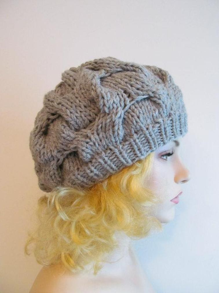 Best Of Chunky Knit Hat Pattern Roundup 12 Quick & Cozy Patterns Cable Knit Hat Of Fresh 40 Pics Cable Knit Hat