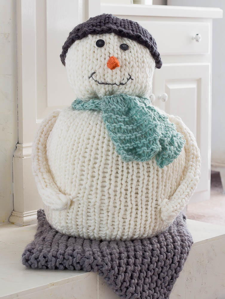 Best Of Chunky Knitted Snowman Snowman Knitting Pattern Of Attractive 40 Images Snowman Knitting Pattern