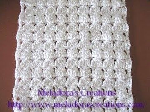 Best Of Cluster Stitch Scarf Crochet Tutorial Crochet Scarf Youtube Of Attractive 40 Pictures Crochet Scarf Youtube