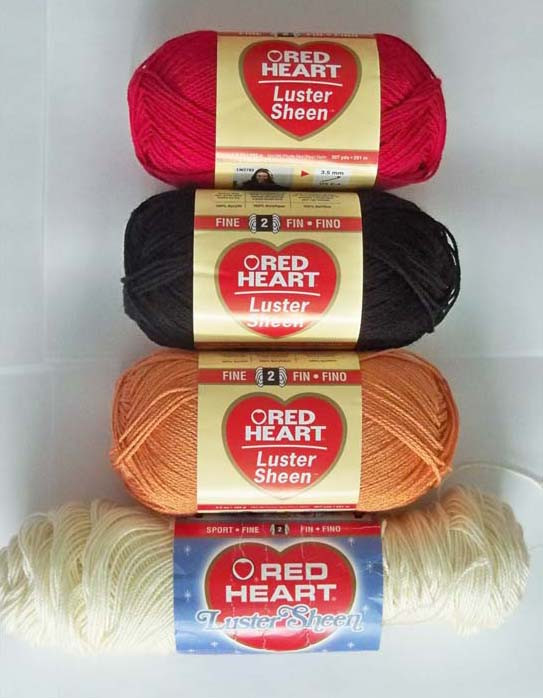 Best Of Continuous Crochet Motifs Red Heart Luster Sheen Of Fresh 35 Models Red Heart Luster Sheen