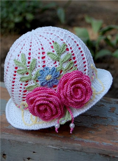 Best Of Cool Creativity — Diy Crochet Pretty Panama Hat for Girls Crochet for Girls Of Marvelous 40 Pics Crochet for Girls
