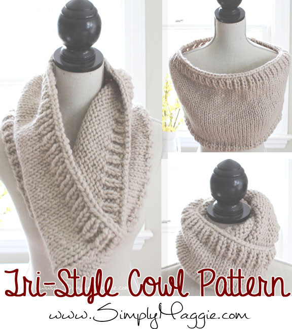 Best Of Cowl Knitting Patterns Free Knitted Cowl Patterns Of Incredible 45 Images Free Knitted Cowl Patterns