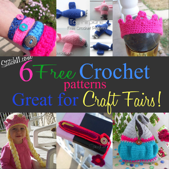 Best Of Craft Fair Crochet Patterns Stitch11 Quick Crochet Projects to Sell Of Fresh 45 Ideas Quick Crochet Projects to Sell