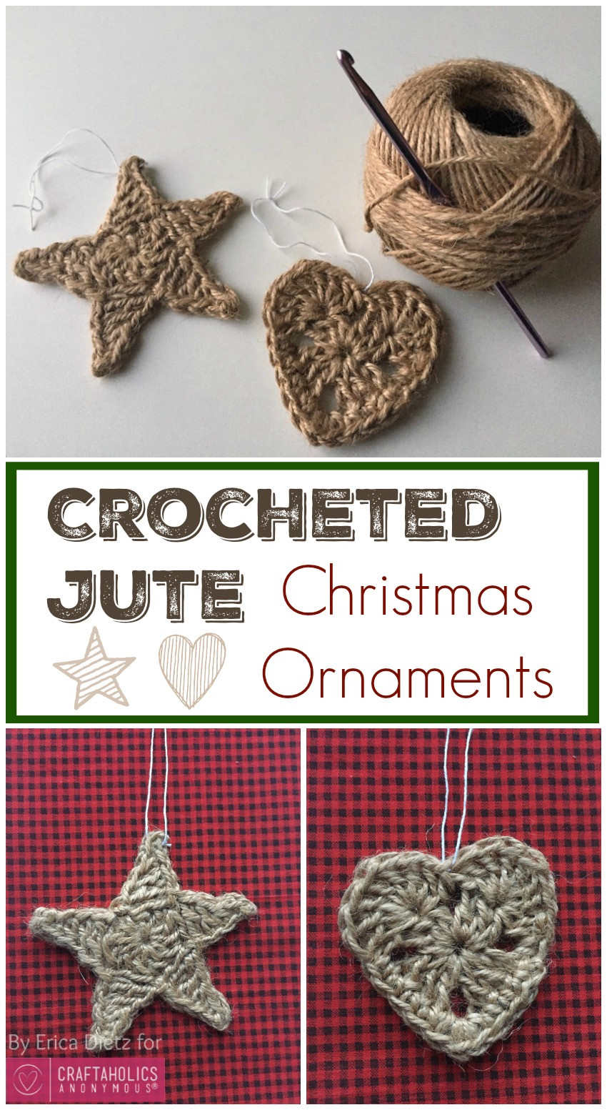 Best Of Craftaholics Anonymous Crochet Christmas Decorations Of Perfect 50 Ideas Crochet Christmas Decorations