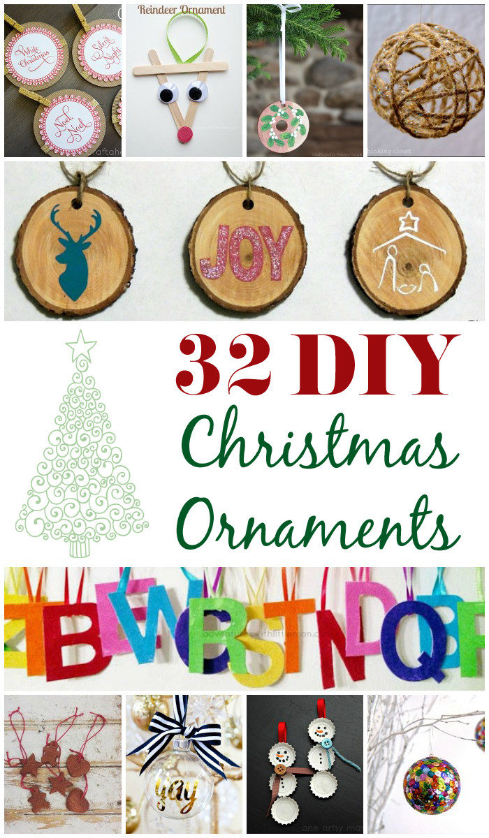 Best Of Craftaholics Anonymous Diy Xmas ornaments Of Amazing 50 Ideas Diy Xmas ornaments