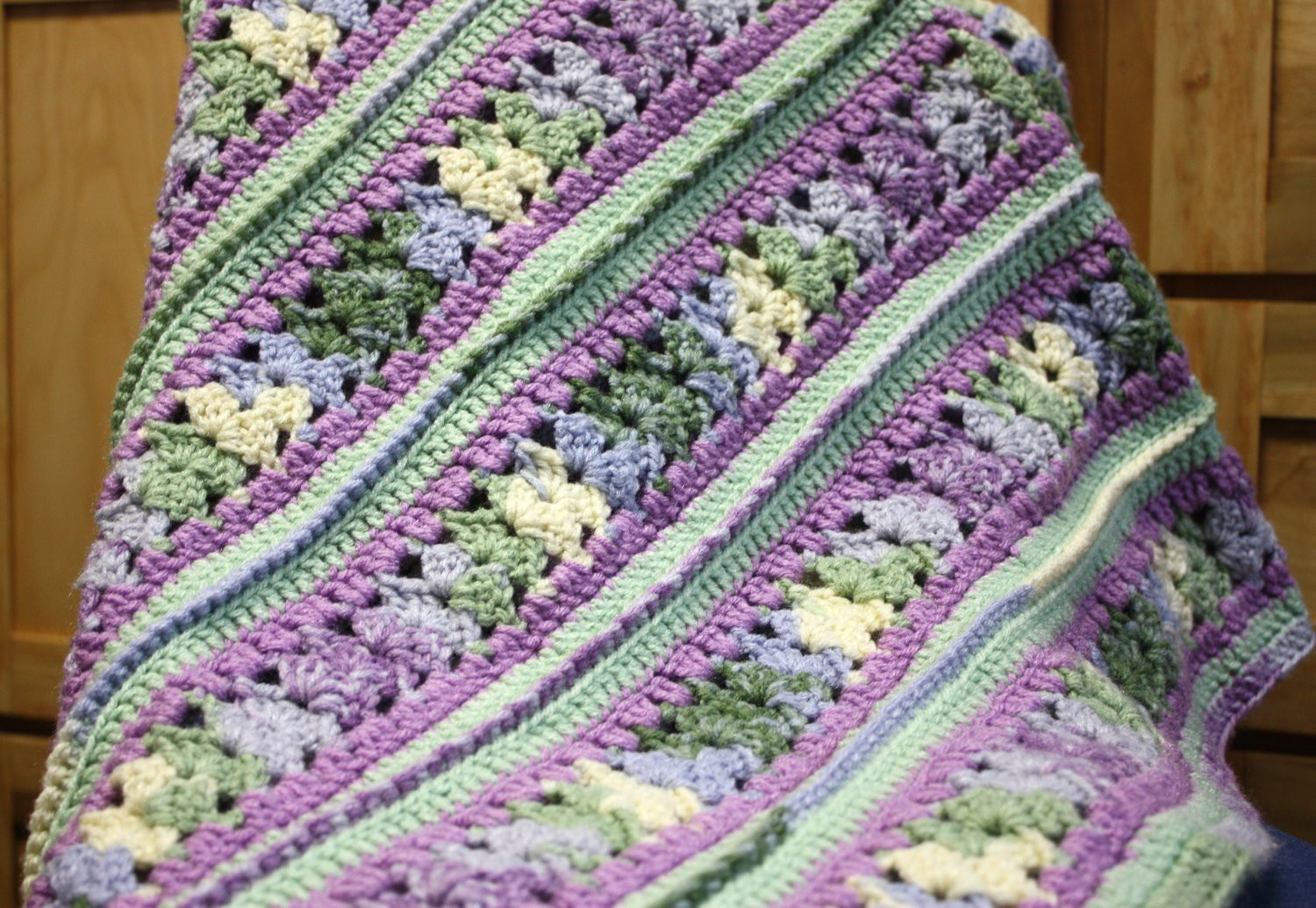 Crochet Afghan Patterns Mile A Minute Dancox for