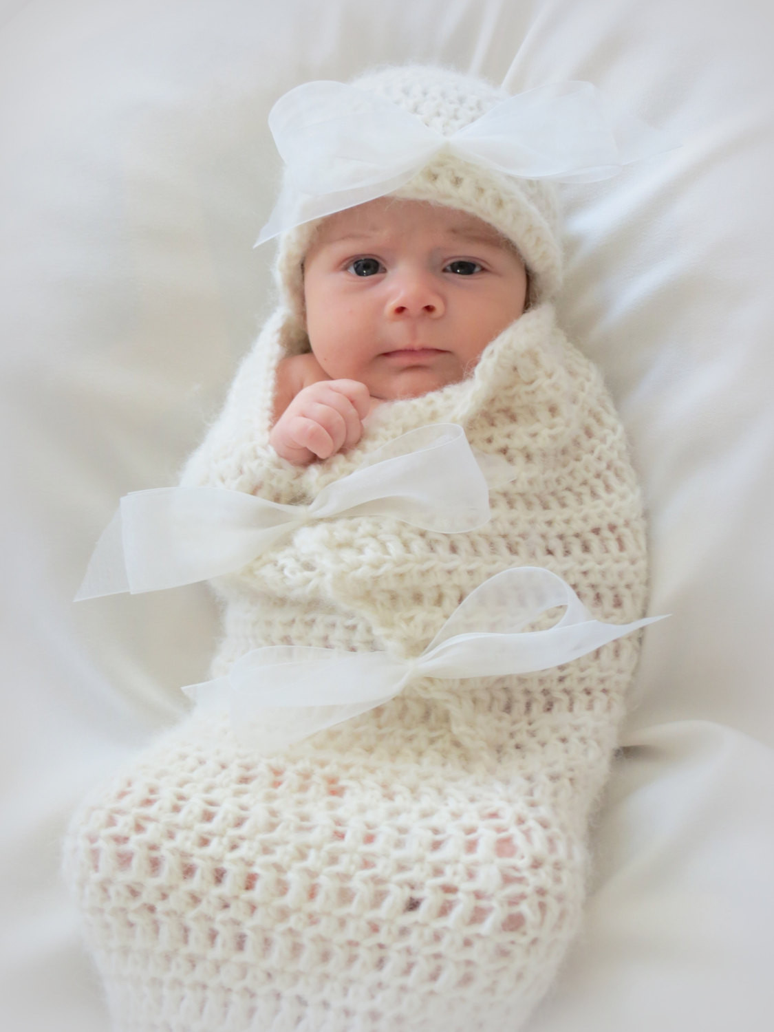 Best Of Crochet Baby Cocoon and Hat Pattern Newborn Prop Crochet Baby Cocoon Of Great 44 Models Crochet Baby Cocoon