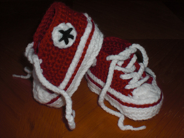 Best Of Crochet Baby Converse Free Pattern Crochet Converse Baby Booties Of Wonderful 41 Models Crochet Converse Baby Booties