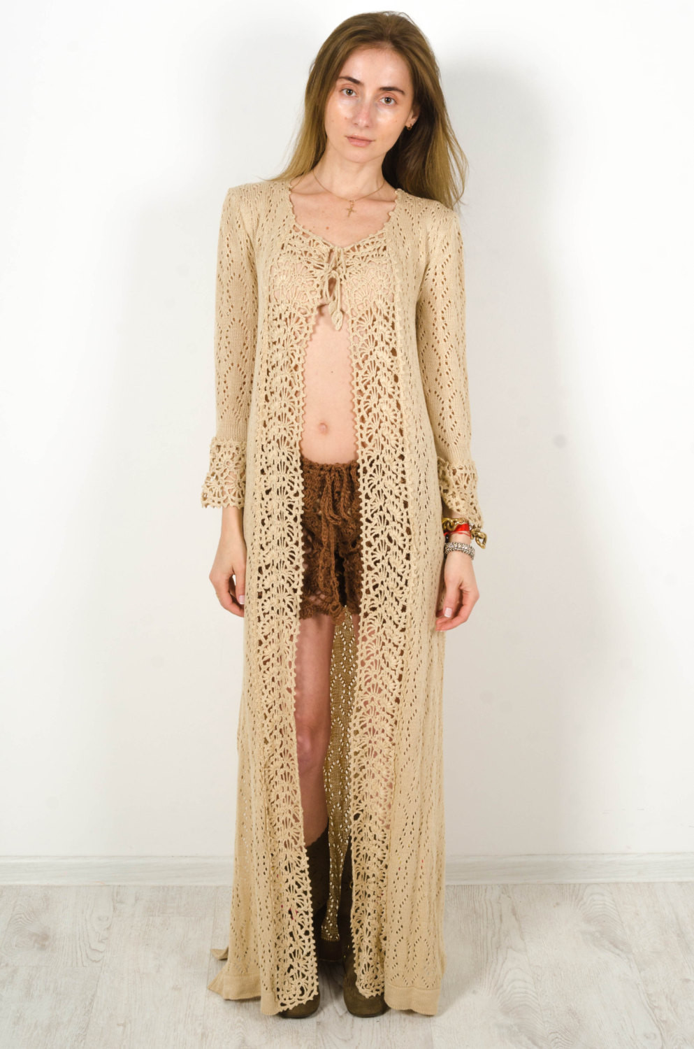 Best Of Crochet Beige Cardigan Crochet Dress Lace Cardigan Maxi Crochet Lace Cardigan Of Great 45 Images Crochet Lace Cardigan