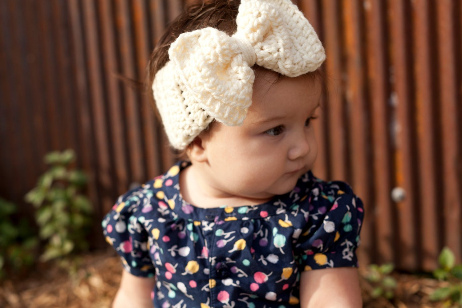 Best Of Crochet Big Bow Ear Warmer for Babies Baby Headband Baby Ear Babies Crochet Headbands Of Awesome 49 Photos Babies Crochet Headbands