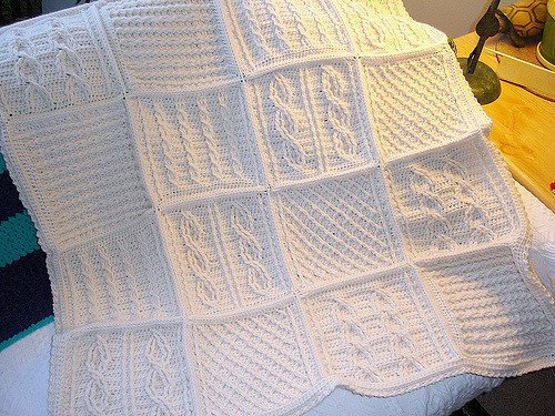 Best Of Crochet Cable Afghan Crochet Sampler Afghan Of Attractive 47 Pictures Crochet Sampler Afghan