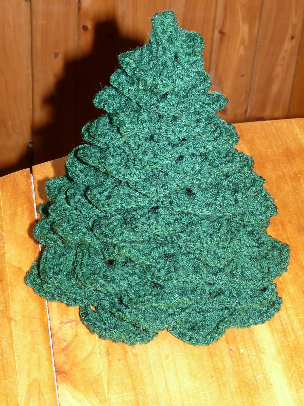 Best Of Crochet Christmas Tree Pattern Finished Tree Free Crochet Christmas Tree ornament Patterns Of Awesome 44 Ideas Free Crochet Christmas Tree ornament Patterns