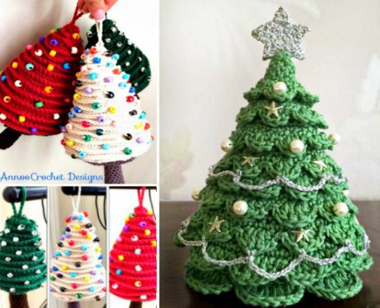 Best Of Crochet Christmas Trees Free Crochet Christmas Tree ornament Patterns Of Awesome 44 Ideas Free Crochet Christmas Tree ornament Patterns