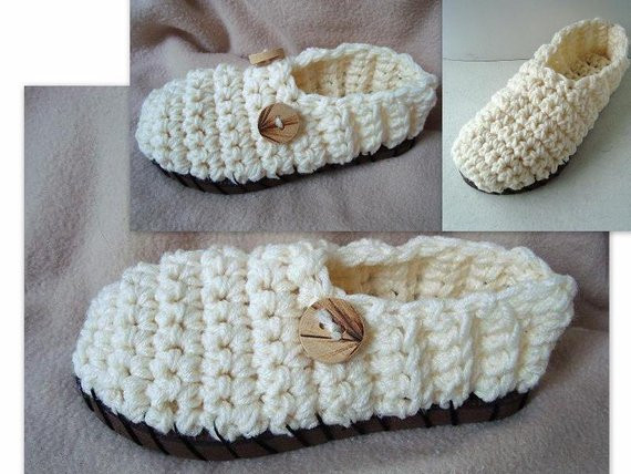 Best Of Crochet Clogs Slippers with or without Rubber soles Women Rubber soles for Crochet Slippers Of Luxury 50 Models Rubber soles for Crochet Slippers