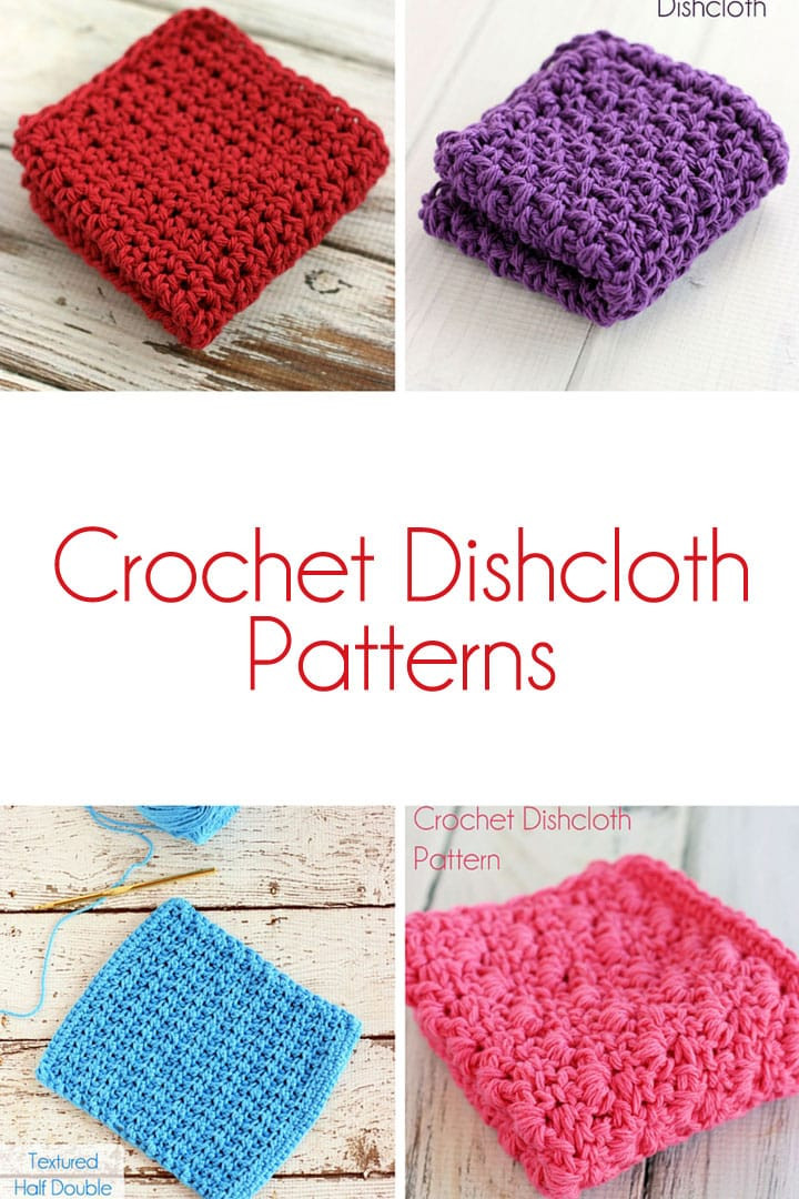 Best Of Crochet Dishcloth Patterns Dishcloth Patterns Of Charming 41 Images Dishcloth Patterns