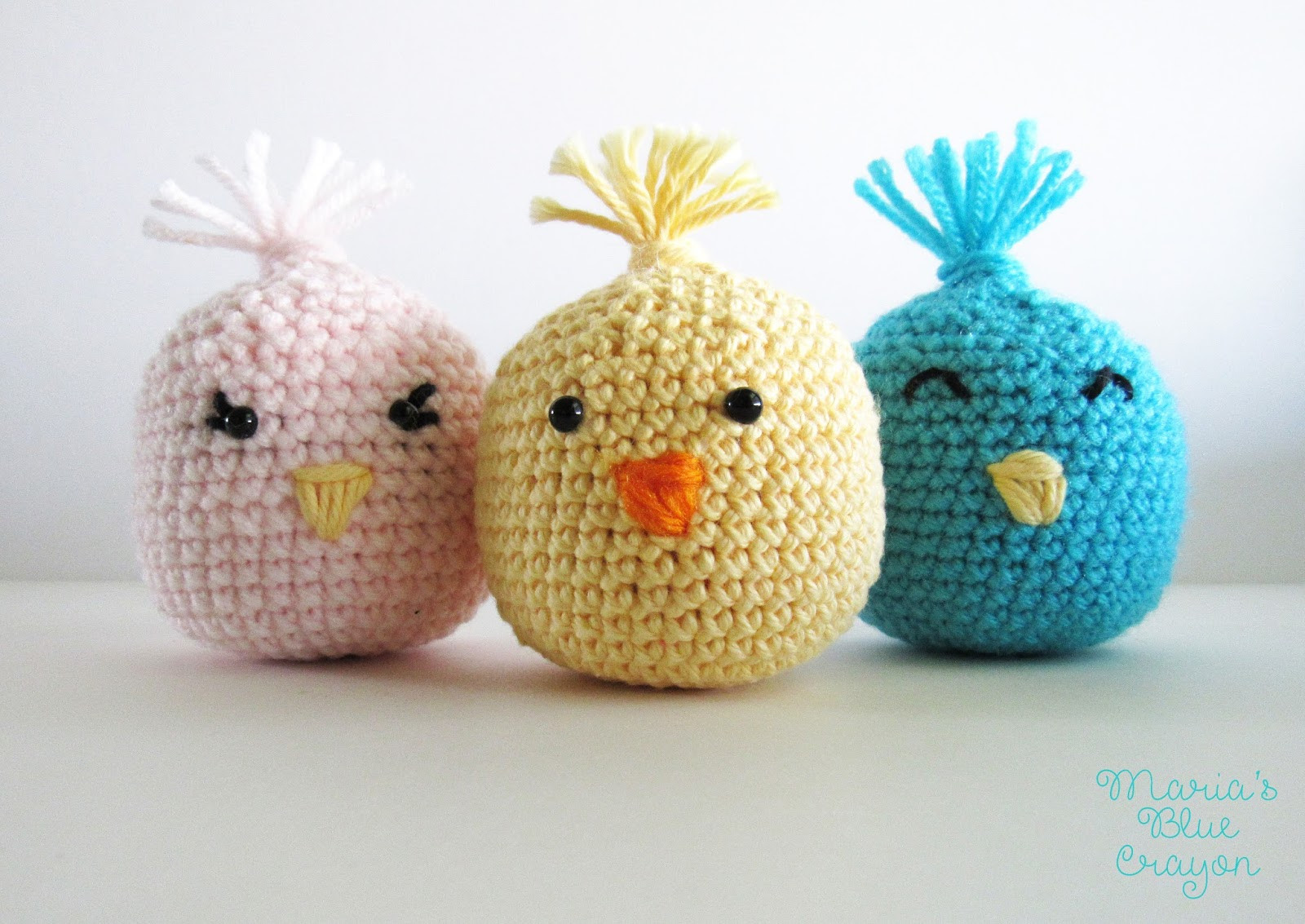 Best Of Crochet Easter Chick Shakers Maria S Blue Crayon Easter Crochet Of Top 40 Ideas Easter Crochet