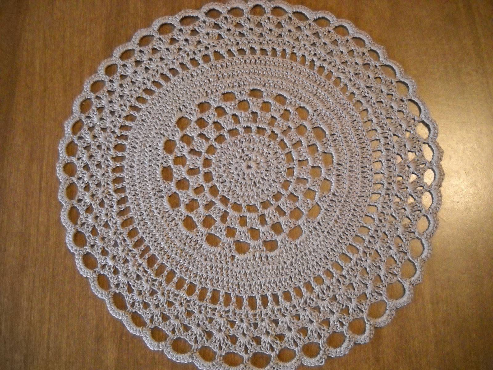 Best Of Crochet Galore Birthday Doily November Doily Of the Month Crochet Thread Size 10 Free Patterns Of Delightful 50 Models Crochet Thread Size 10 Free Patterns