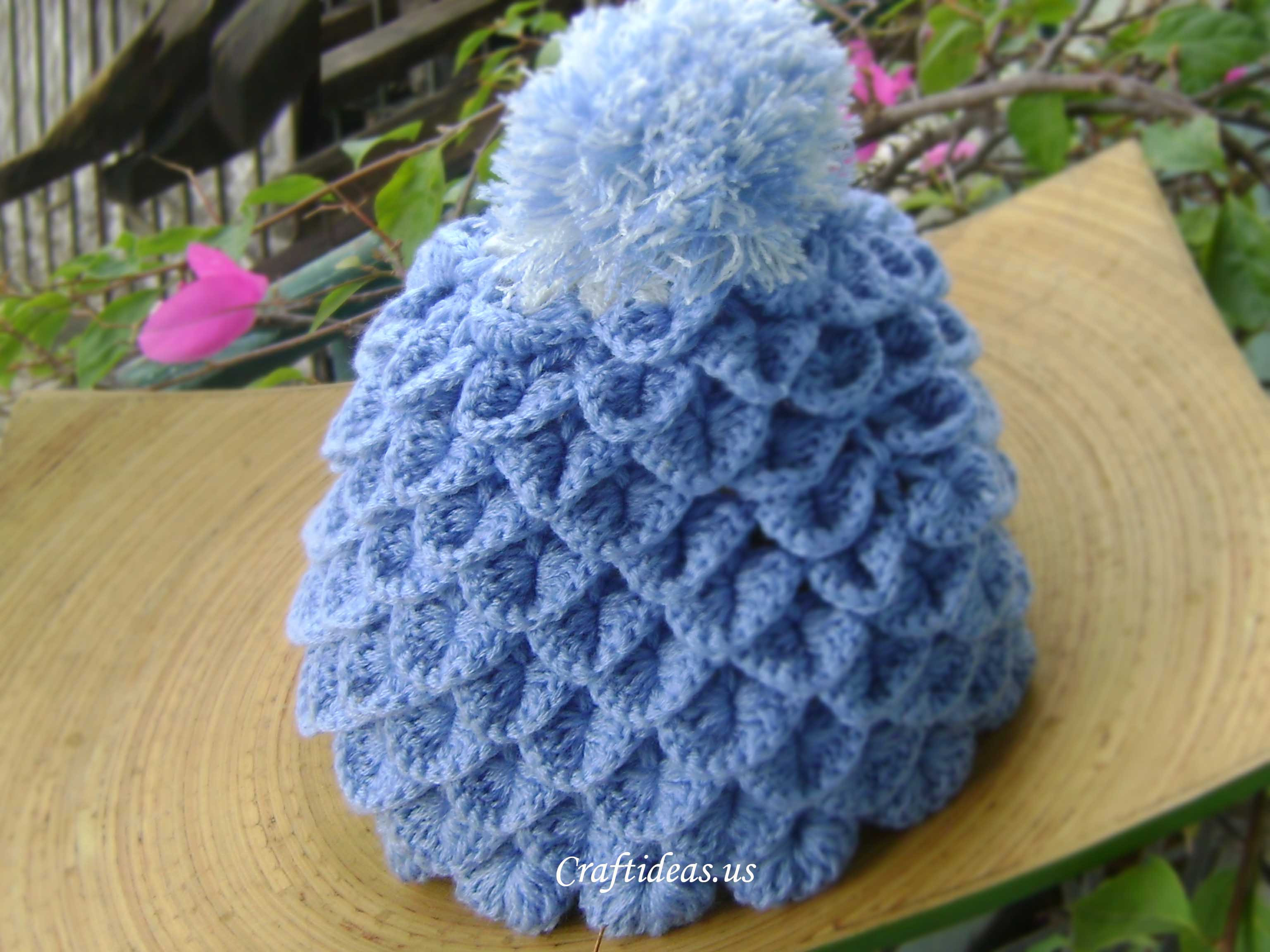 Best Of Crochet Hat for Kids Crochet Crocodile Hat Craft Ideas Crochet Stitches for Hats Of Lovely 46 Models Crochet Stitches for Hats
