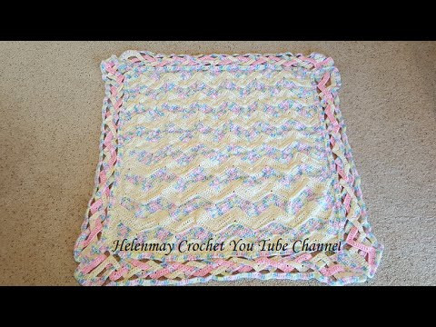 Best Of Crochet Heirloom Rainbow Chevron Baby Blanket Diy Tutorial Crochet Blanket Tutorial Of New 44 Images Crochet Blanket Tutorial