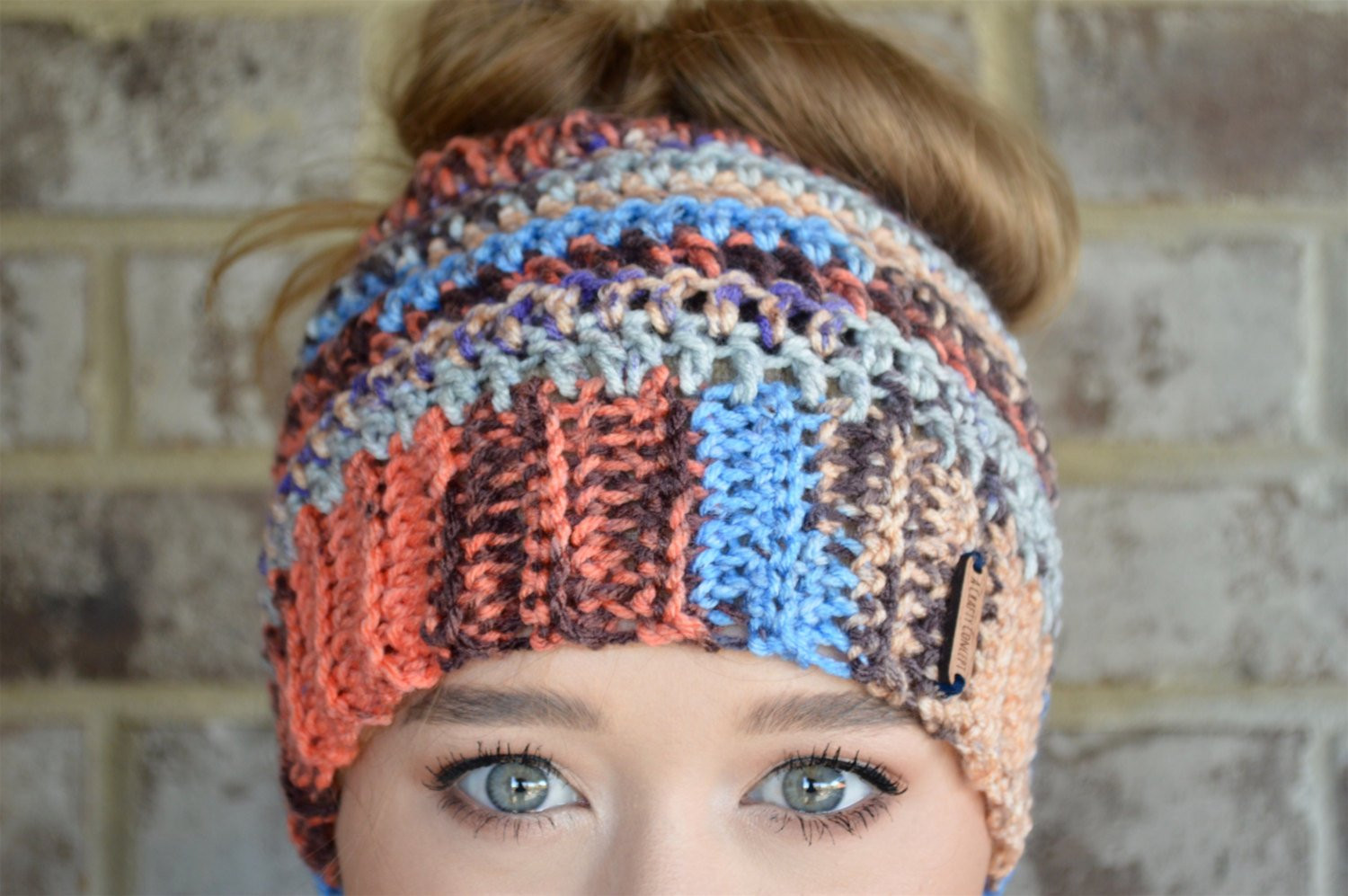 Best Of Crochet Messy Bun Beanie Messy Bun Hat Messy Bun Beanie Bun Beanie Crochet Pattern Of Charming 42 Pics Bun Beanie Crochet Pattern