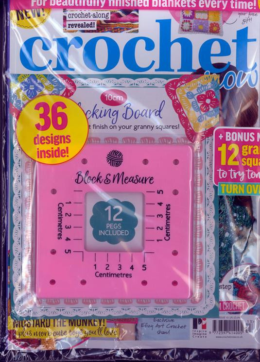 Subscribe to CROCHET NOW Magazine Subscription