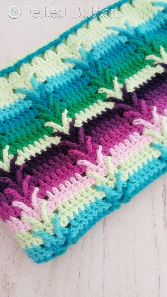 Best Of Crochet Pattern Afghan Throw Baby Blanket This Way Afghan Stitch Of Innovative 41 Images Afghan Stitch