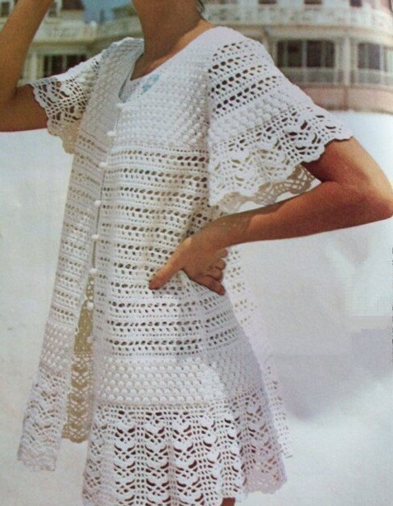 Best Of Crochet Pattern Cover Up Frothy Lacey Beauty Crochet Beach Cover Ups Patterns Of Beautiful 40 Models Crochet Beach Cover Ups Patterns