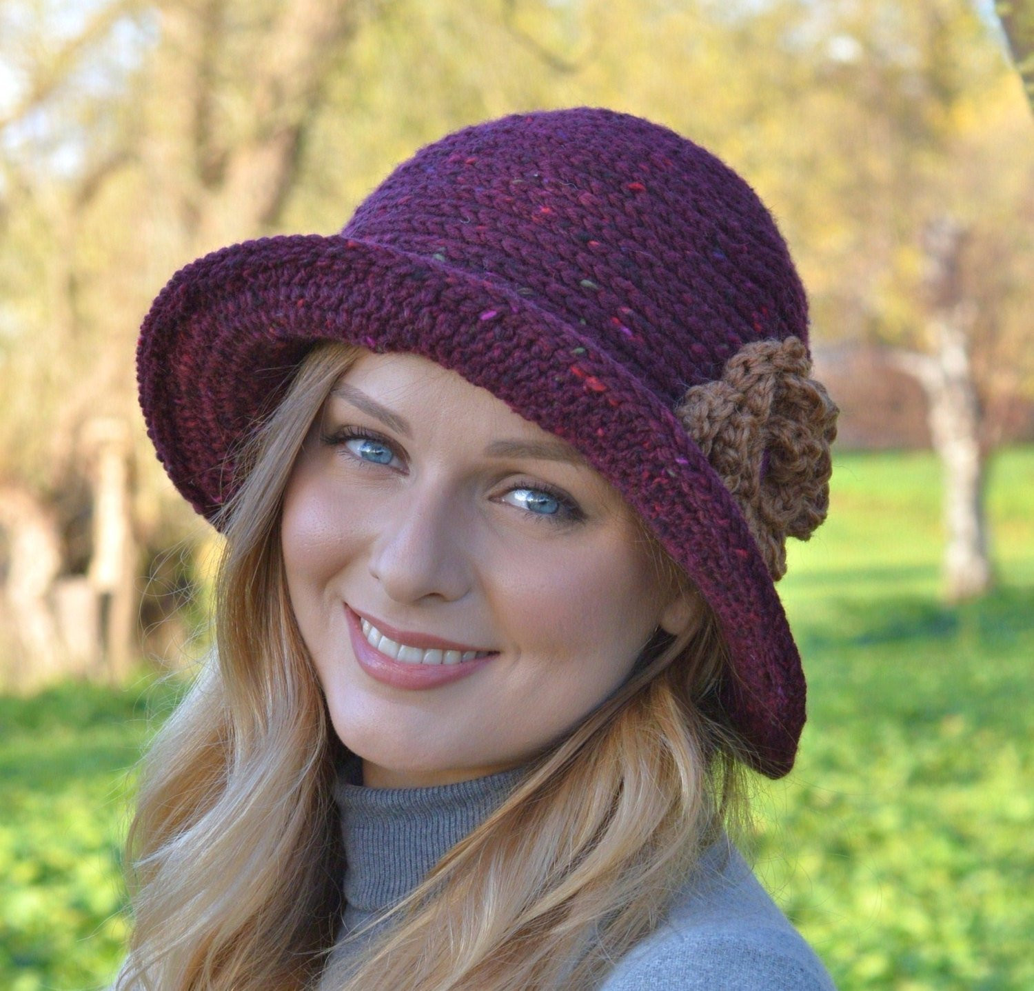Best Of Crochet Pattern Downton Abbey Cloche Hat Easy Crochet Hat Easy Crochet Beanie Pattern Of Awesome A Variety Of Free Crochet Hat Patterns for Making Hats Easy Crochet Beanie Pattern