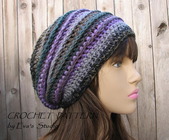 Best Of Crochet Pattern Slouchy Hat Crochet Pattern Pdfeasy Free Slouch Hat Knitting Patterns Of Wonderful 49 Pictures Free Slouch Hat Knitting Patterns