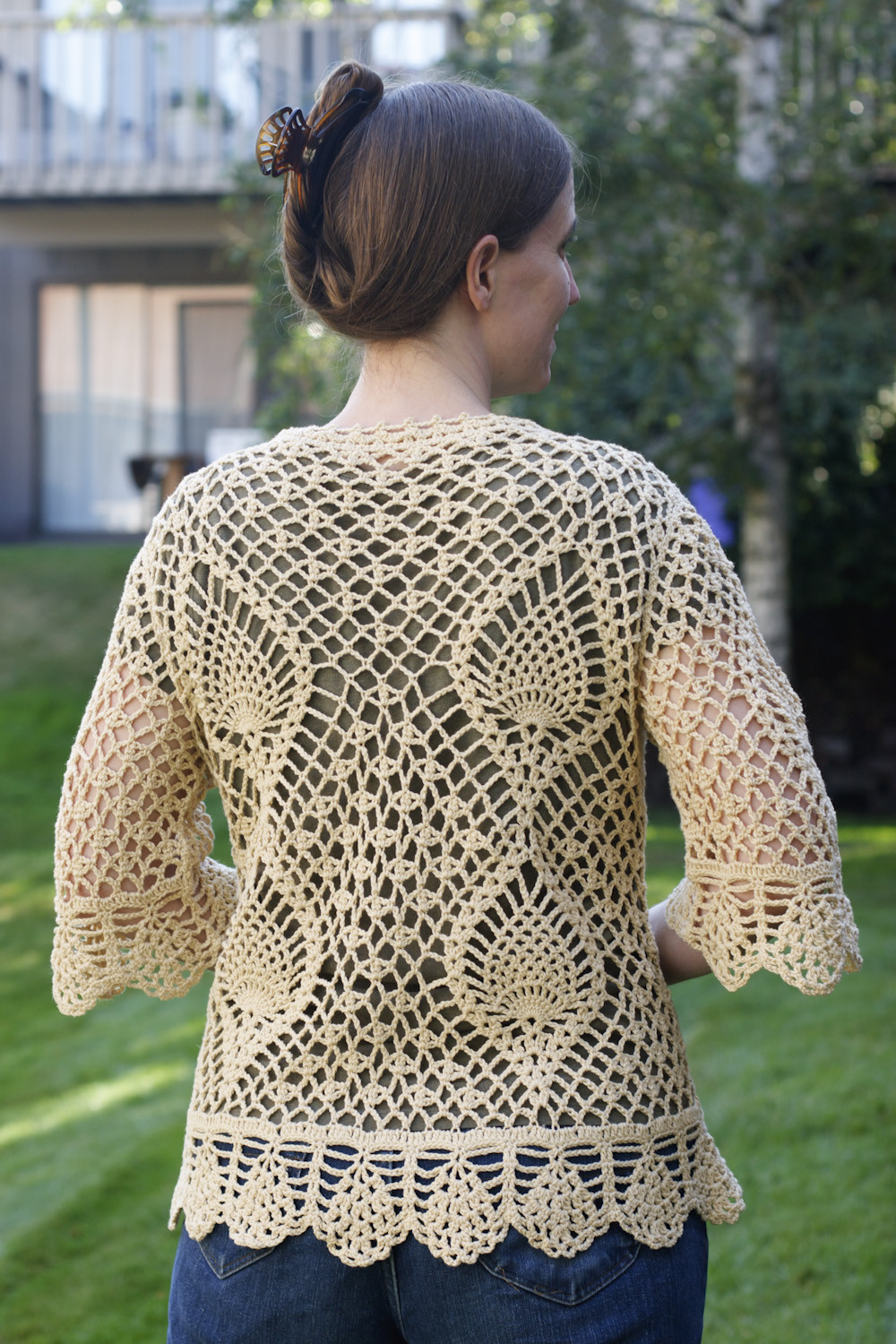 Best Of Crochet Pattern Sweater Woman Crochet Pullover Of Top 47 Images Crochet Pullover