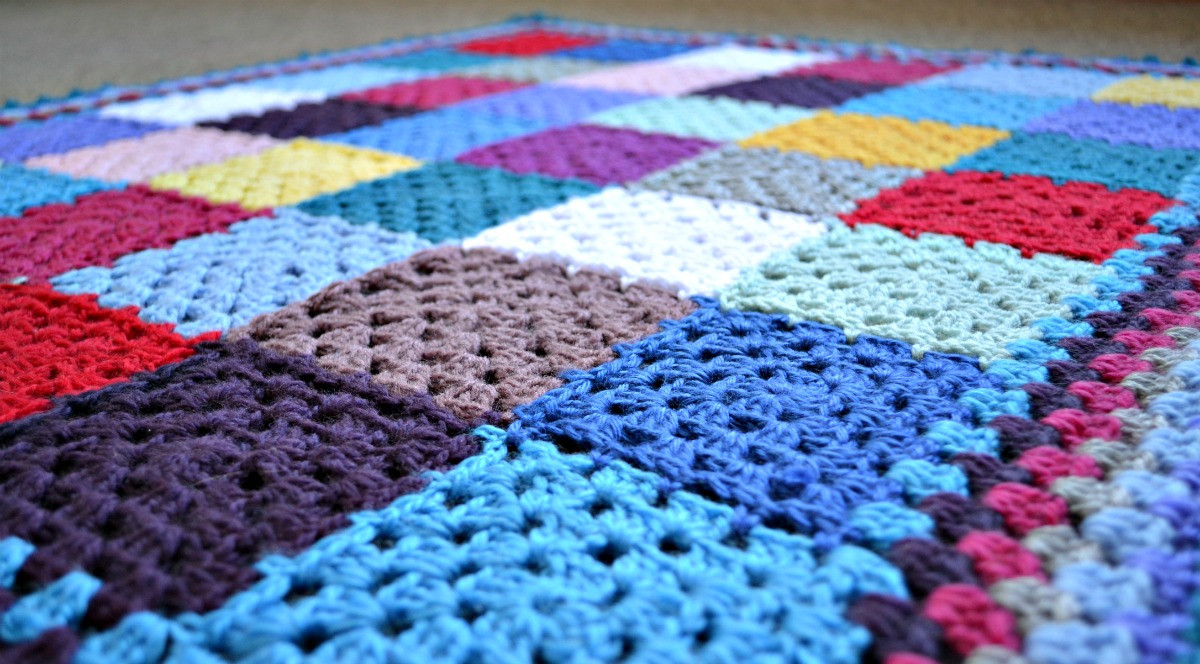 Crochet Patterns For Baby Blankets Edging