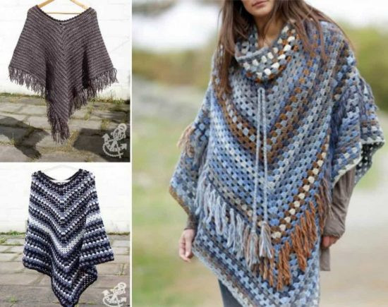 Best Of Crochet Poncho Free Pattern All the Best Ideas Crochet Poncho Of Incredible 40 Photos Crochet Poncho